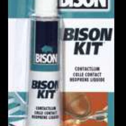 Bison kit contactlijm (100 ml.) blister