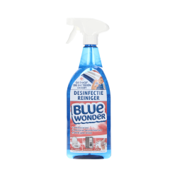 Blue wonder desinfectie spray 750 ml.