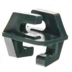 Koltec klikisolator groen voor palen van 8 mm.