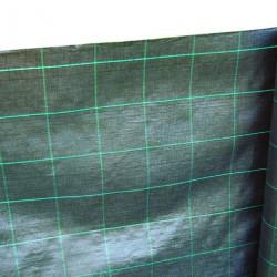 Anti worteldoek breedte: 105 cm. (prijs per strekkende meter)