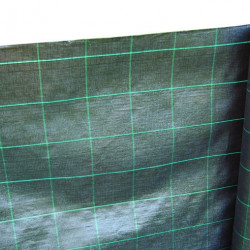 Anti worteldoek breedte: 330 cm. (prijs per strekkende meter)