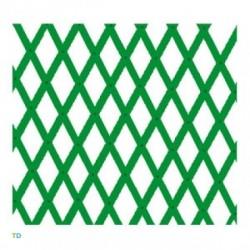 Ubbink kunststof klimrek 45x180 cm. groen