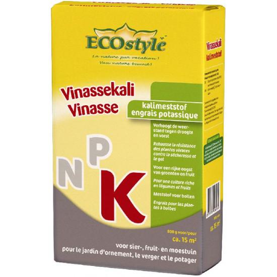 Ecostyle Vinassekali (800 gr) (30% K)