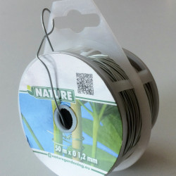 Nature binddraad verzinkt 50 mtr x 1,2 mm 6040463