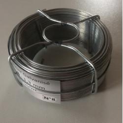 Binddraad Filiac verzinkt no 8 (50 mtr.) 1,3 mm.