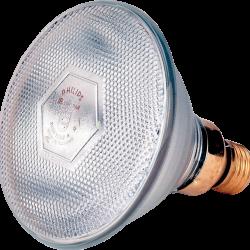 Philips biggenlamp IR100C Parabool wit