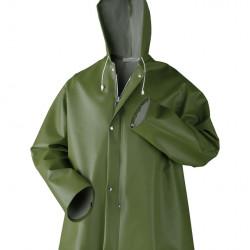 Dolfing regenjack P1 (groen) L