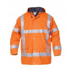 Hydrowear regenjack Uitdam fluor/oranje RWS mt: XXL (SNS)