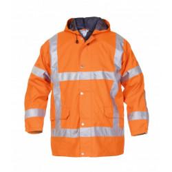 Hydrowear regenjack Uitdam fluor/oranje RWS mt: S (SNS)