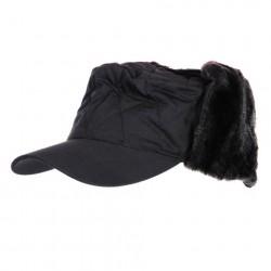 Winterpet (Thinsulate) zwart 59