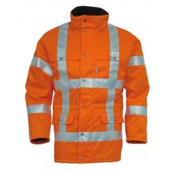Havep Parkajas 4155 fluor-oranje RWS